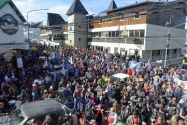 Tierra del Fuego: Criminalización de la protesta social