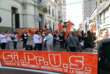 Siprus para por salarios y derechos previsionales