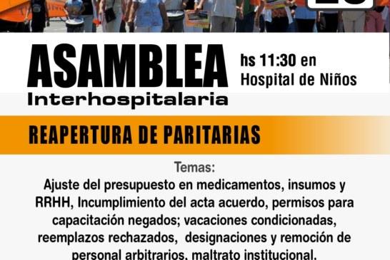 La FESPROSA condena la violencia laboral de la Ministra de Salud de Tucumán y responsabiliza al gobernador Manzur por los daños ocasionados a los trabajadores y a la salud pública