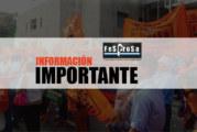 Nota enviada en el día de la fecha al Gobernador de Córdoba, Juan Schiaretti