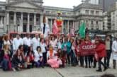 Caravana de cicop en defensa la salud pública