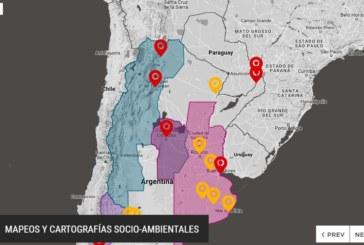 MAPEOS Y CARTOGRAFÍAS SOCIO-AMBIENTALES