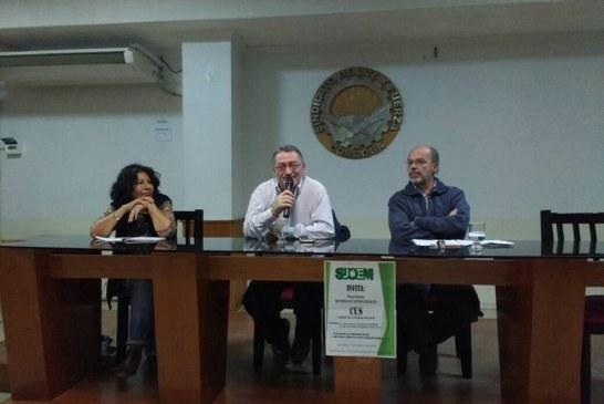 MDS hoy en luz y fuerza de Córdoba