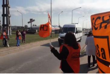 La lucha continúa – Aptasch – Trabajadores de Salud Pública del Chaco.