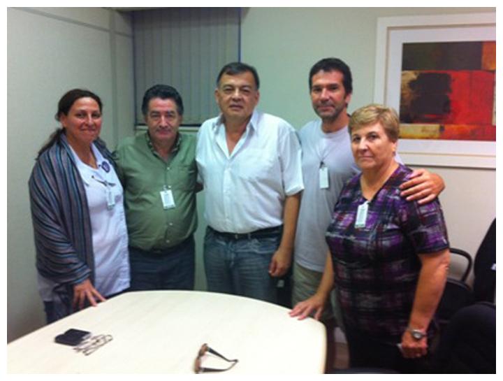 Entrevista con el titular de la Central Sindical de las Américas (CSA)