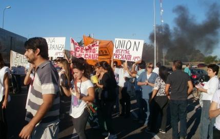 San Luis | Gran participación en jornada de lucha