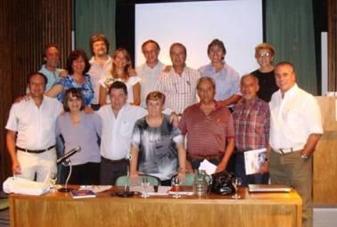 4 de agosto | Reunión Plenaria del Consejo Ejecutivo Nacional
