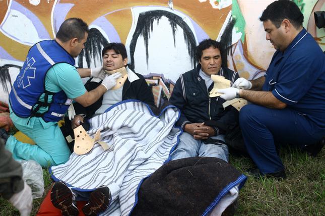 EL ROL DE MÉDICOS Y PROFESIONALES DE LA SALUD EN LA NUEVA TRAGEDIA DEL SARMIENTO