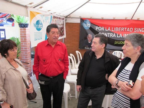 FESPROSA en la MISIÓN SOLIDARIA GUATEMALA