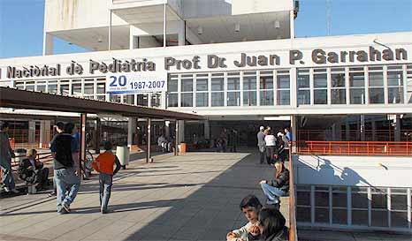 HOSPITAL GARRAHAN | DENUNCIA PENAL POR ATENTADO