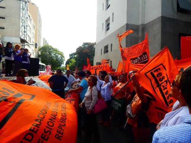 Libertad y democracia sindical - La justicia ordenó a Tomada que otorgue la Personería Gremial a FESPROSA