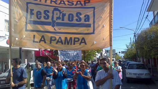SITRASAP: campaña para nuevo sistema previsional