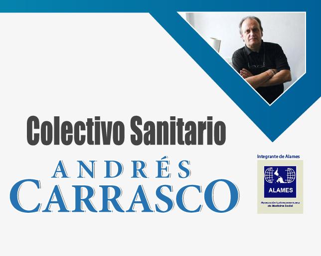 Declaración del Colectivo Andrés Carrasco