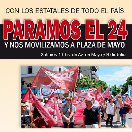 CICOP PARA EL 24