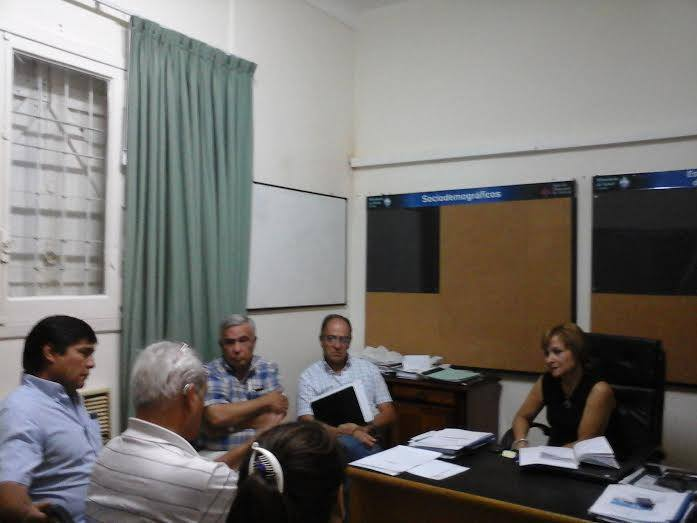 APROSLAR-FESPROSA se reúne nuevamente con la Ministra de Salud Dra Diaz Bazan ,