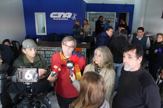 ATE, AMSAFe y SIPRUS piden la reapertura de la paritaria hoy en Santa Fe