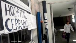 Nación | Politica //// Médicos convocan a un paro nacional para el martes 27