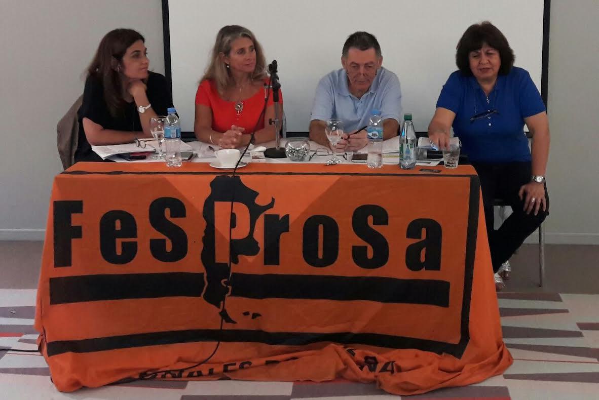 FESPROSA-Jornada Nacional de Lucha con Paros y Movilizaciones el 16 de Marzo-Com de prensa