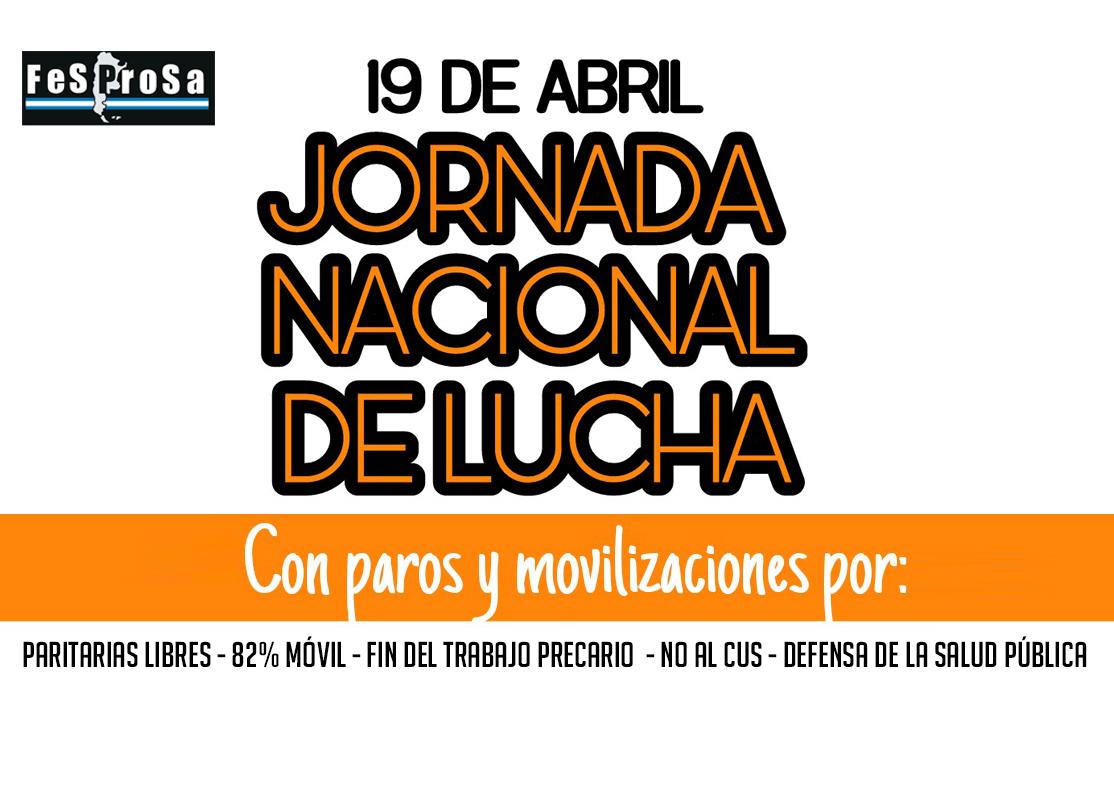 Jornada de Lucha Nacional