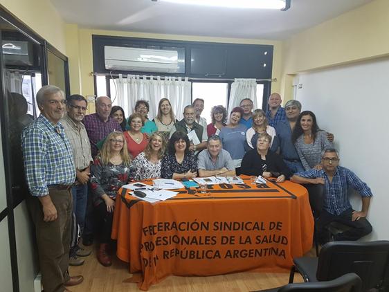 REUNIÓN DEL CONSEJO EJECUTIVO NACIONAL DEFESPROSA
