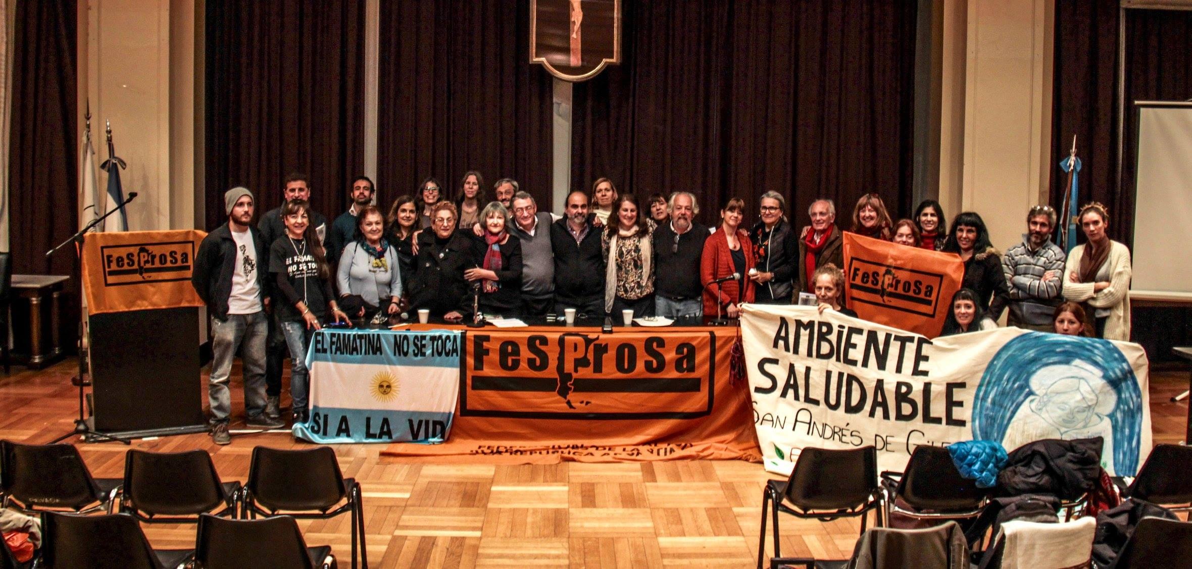 Extractivismo y DDHH Facultad de Medicina / UBA