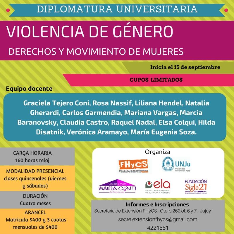 Actividad coorganizada por la Regional APUAP Jujuy de FESPROSA