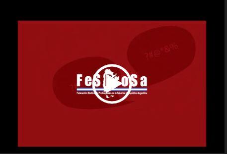 Campaña Nacional intersindical sobre violencia y acoso laboral. FESPROSA-IFCI