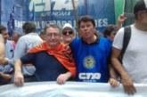 PARO NACIONAL DE SALUD  FESPROSA EN LAS CALLES EN TODO EL PAÍS