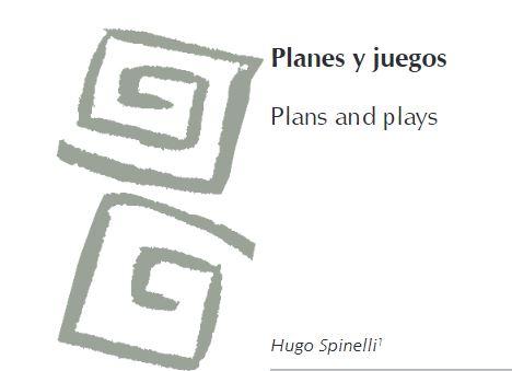 Planes y juegos