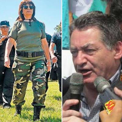 Sopresa y repudio del gremio nacional de la salud pública FESPROSA ante los dichos de la ministra Bullrich que habló de usar las polémicas pistolas Taser en el Hospital Posadas