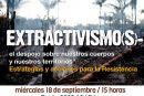 FESPROSA CONVOCA A DEBATE EN LA CTA-A SOBRE EXTRACTIVISMO