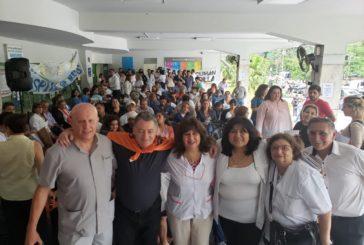 SiTAS_Tucuman en Hospital de niños de #Tucuman.  Fesprosa apoya con la presencia del secretario general @jorgeyaco.