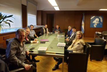 La protección personal de los trabajadores en el centro de la  reunión de FESPROSA con el Ministerio de Salud de la Nación