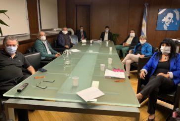 FESPROSA, ATE y CTA-A se reunieron con el Ministerio de Salud de la Nación para tratar el pedido de un Plan Nacional de protección a los trabajadores de la salud