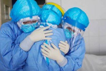 Argentina tiene la tasa más alta de personal de salud infectado con coronavirus