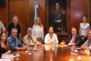 Fesprosa y ATE se reunieron con el Ministerio de Salud de la Nación