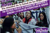 28 de Mayo - Día mundial de la salud de las mujeres