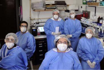 Equipos de salud diezmados: los infectados superan los 15.000 y otros tantos están aislados