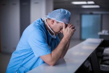 Hay más de 15.000 trabajadores de la salud infectados