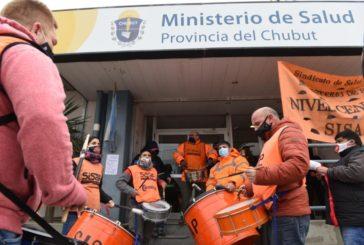 Con un paro de 72 horas en Chubut comienza hoy una Semana de lucha en salud que culminará con la jornada nacional del jueves 20