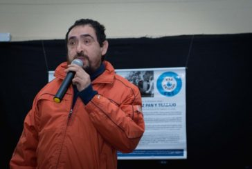 La Fesprosa repudia la detención de Leandro Goldsack