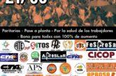 21/09 JORNADA NACIONAL DE LUCHA - 10HS Plaza Congreso