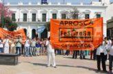 Con la movilización de Fesprosa Catamarca continúa la ola de reclamos del equipo de salud en todo el país
