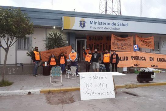 Chubut: Amenazan con sancionar a trabajadores que se contagian de Covid