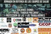 10/11 Jornada en Defensa de los Equipos de Salud