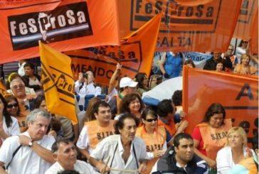 Semana de lucha contra el atraso salarial y en defensa de los equipos de salud