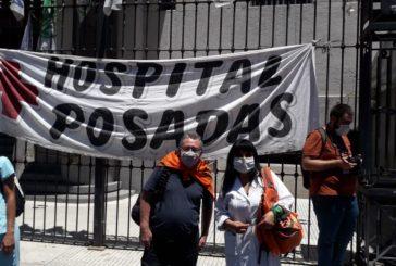 Fesprosa acompaña la jornada de protesta de los residentes nacionales