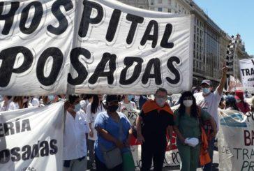 Más de 2.000 residentes se movilizan desde el Obelisco a Plaza de Mayo