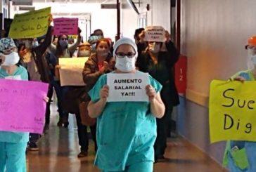 La alineación de precios y salarios y los trabajadores de la salud