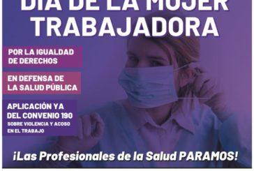 8 de Marzo - Día de la Mujer Trabajadora
